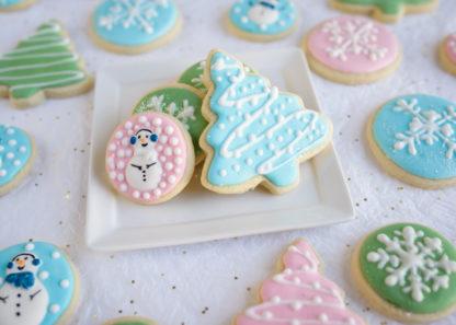Gluten free Sugar Cookies