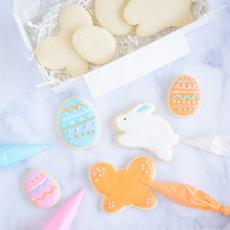 undecorated gluten free cookies
